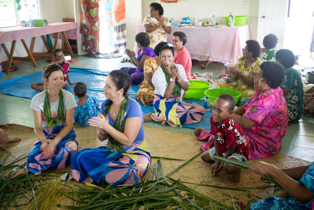 Basket Weaving Fiji