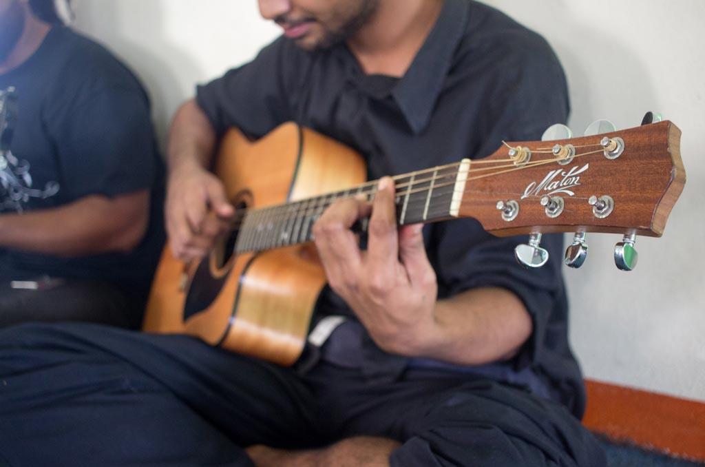 Fiji Tour Music